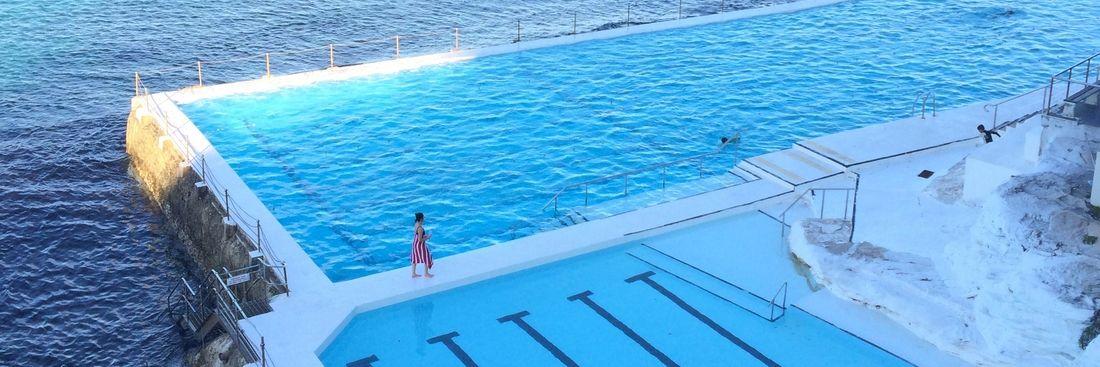 Pięć basenów