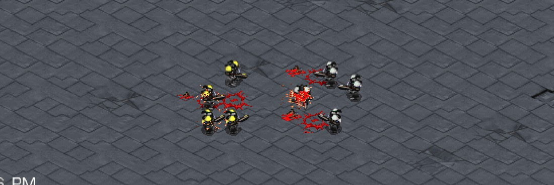 Torchcraft - analiza i zmiana stanu gry