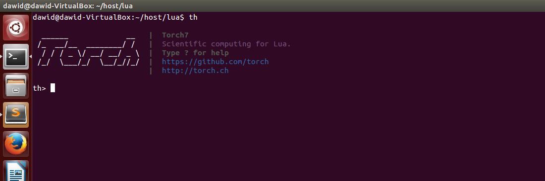 TorchCraft - podstawy Lua